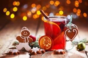 Glühwein antialkoholisch - Weihnachtspunsch